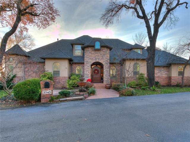 2545 Mcgee Drive, Norman, OK 73072 (MLS #939152) :: Homestead & Co