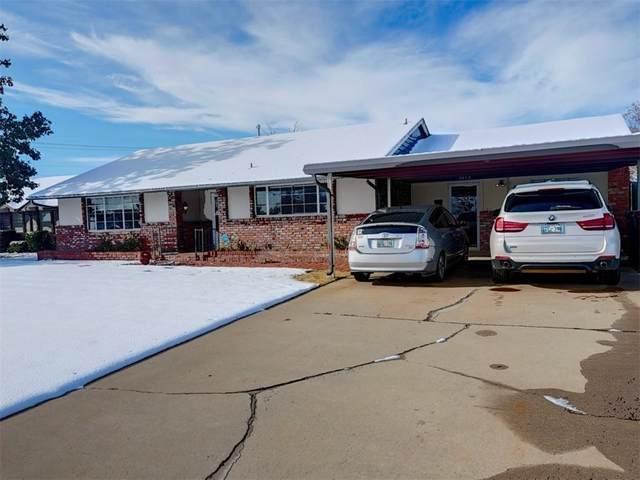7215 N Brookline Avenue, Oklahoma City, OK 73116 (MLS #939200) :: The UB Home Team at Whittington Realty