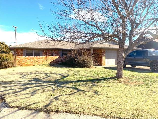 2060 W 7th, Elk City, OK 73644 (MLS #939231) :: Keller Williams Realty Elite