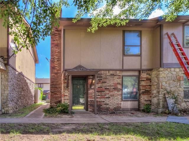 820 Greenvale Drive, Oklahoma City, OK 73127 (MLS #939247) :: Homestead & Co