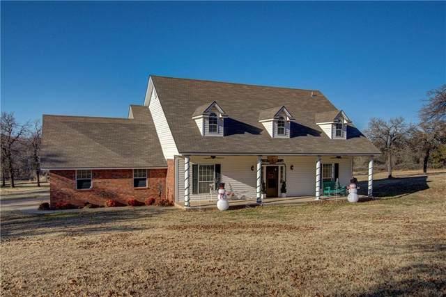 12905 Kerns Road, Newalla, OK 74857 (MLS #939251) :: Homestead & Co