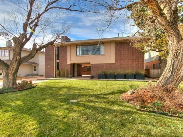 6505 Avondale Drive #415, Nichols Hills, OK 73116 (MLS #939312) :: The UB Home Team at Whittington Realty