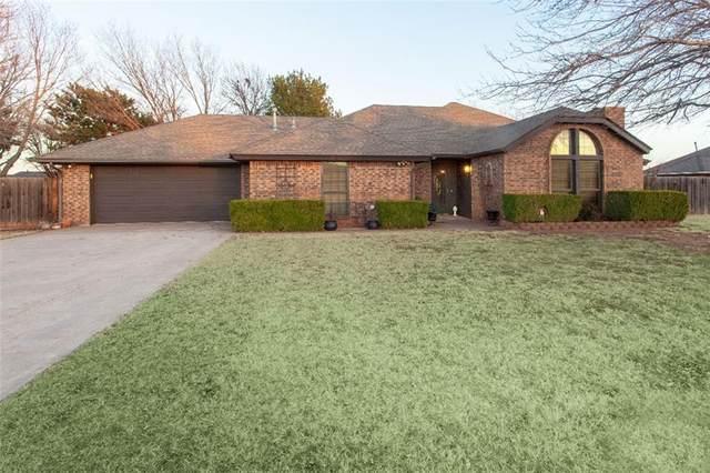 27 Crestwood Terrace, Clinton, OK 73601 (MLS #939367) :: Homestead & Co