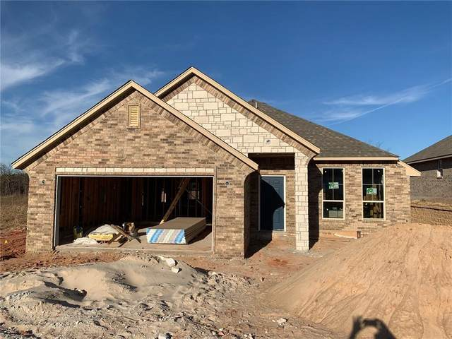 2805 NW 197th Street, Edmond, OK 73012 (MLS #939412) :: Homestead & Co