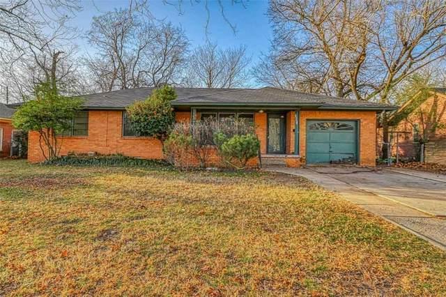 620 Sherwood Drive, Norman, OK 73071 (MLS #939423) :: Homestead & Co