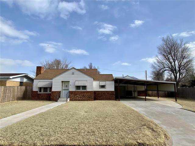 505 S Oklahoma Avenue, Laverne, OK 73848 (MLS #939432) :: Homestead & Co