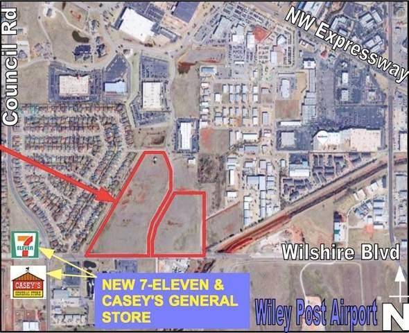 7700 NW 79th Place, Oklahoma City, OK 73132 (MLS #939451) :: Keller Williams Realty Elite