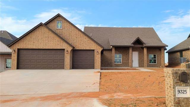 9325 SW 41st Street, Oklahoma City, OK 73179 (MLS #939480) :: Keller Williams Realty Elite