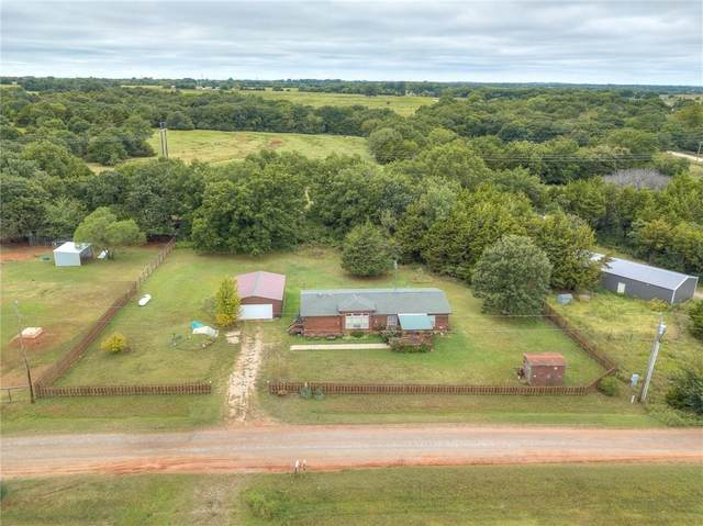 6890 Oak Forrest Circle, Stillwater, OK 74074 (MLS #939489) :: ClearPoint Realty