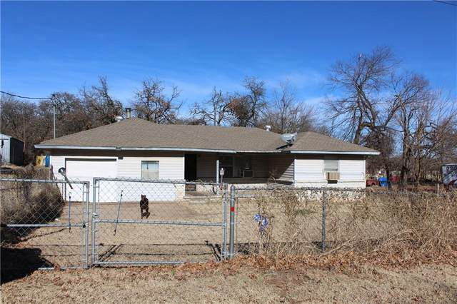 16005 Cherokee Drive, Choctaw, OK 73020 (MLS #939529) :: ClearPoint Realty