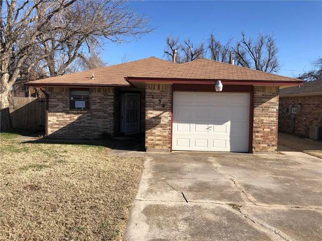 134 N O Avenue, El Reno, OK 73036 (MLS #939539) :: Homestead & Co