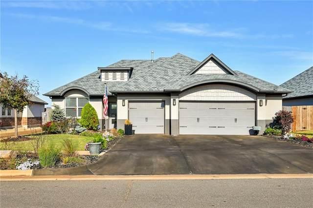 3913 NW 167th Terrace, Edmond, OK 73012 (MLS #939547) :: Homestead & Co