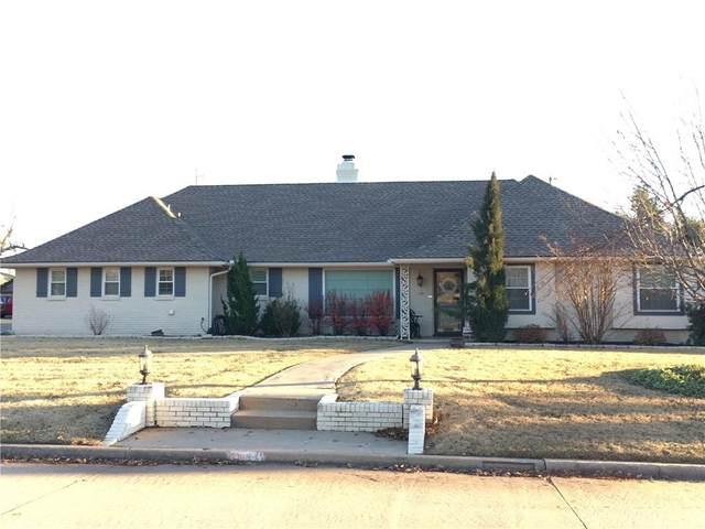 3000 Huntleigh Drive, The Village, OK 73120 (MLS #939568) :: Erhardt Group at Keller Williams Mulinix OKC