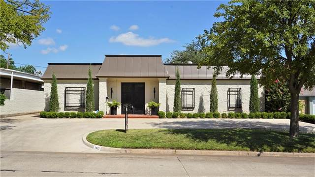 1421 Glenbrook Terrace, Nichols Hills, OK 73116 (MLS #939597) :: Homestead & Co