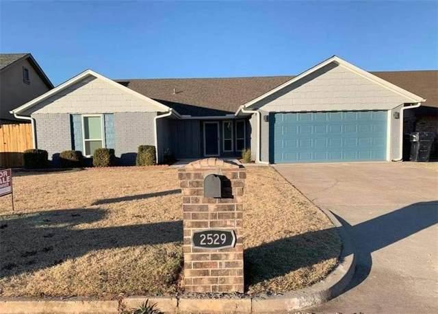 2529 SW 102nd Street, Oklahoma City, OK 73159 (MLS #939634) :: Homestead & Co