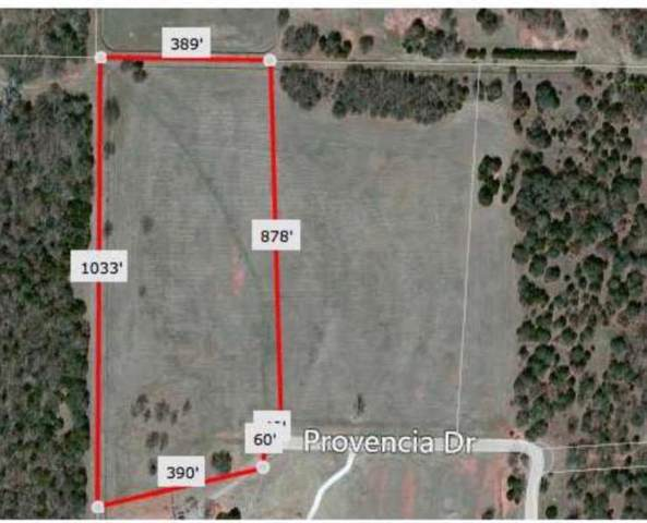 4616 Provencia Drive, Arcadia, OK 73007 (MLS #939649) :: ClearPoint Realty