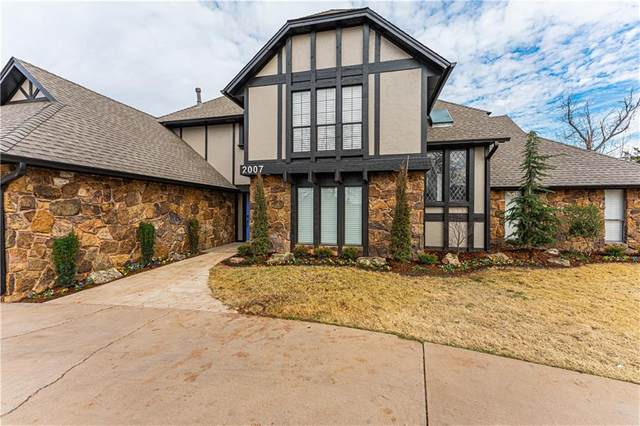 2007 E Mistletoe Lane, Edmond, OK 73034 (MLS #939712) :: Homestead & Co
