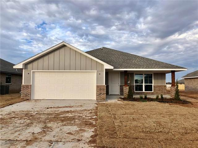 1741 Gladington Court, Newcastle, OK 73065 (MLS #939784) :: ClearPoint Realty
