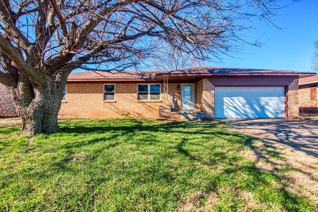 838 Mimosa Drive, Watonga, OK 73772 (MLS #939812) :: Erhardt Group at Keller Williams Mulinix OKC
