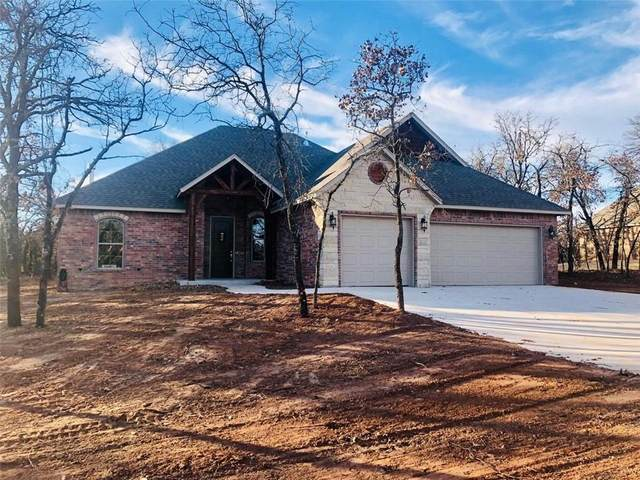12325 Tall Timbers, Guthrie, OK 73044 (MLS #939824) :: Homestead & Co