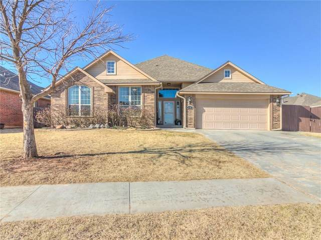 3008 Langley Drive, Norman, OK 73071 (MLS #939833) :: Your H.O.M.E. Team