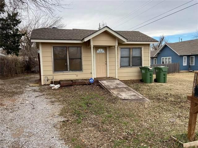 110 N 9th Street, Yukon, OK 73099 (MLS #939849) :: ClearPoint Realty