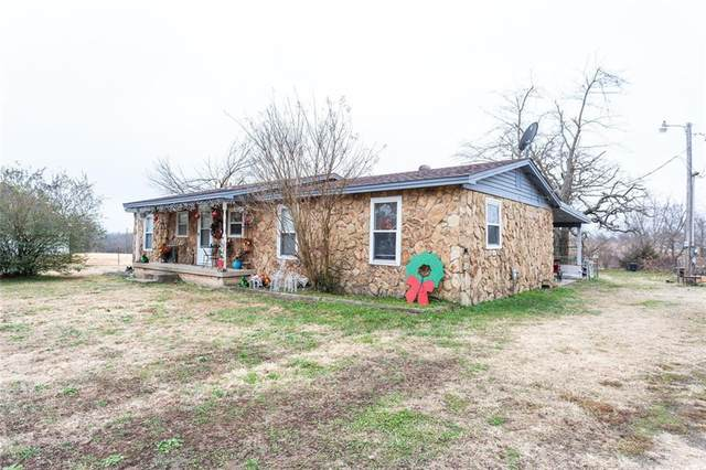 5101 Lake Drive, Harrah, OK 73045 (MLS #939868) :: Homestead & Co