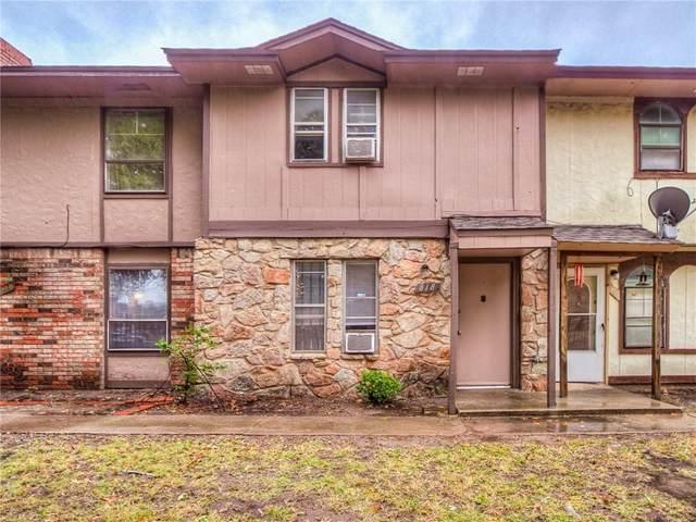 818 Greenvale Road, Oklahoma City, OK 73127 (MLS #939910) :: Homestead & Co