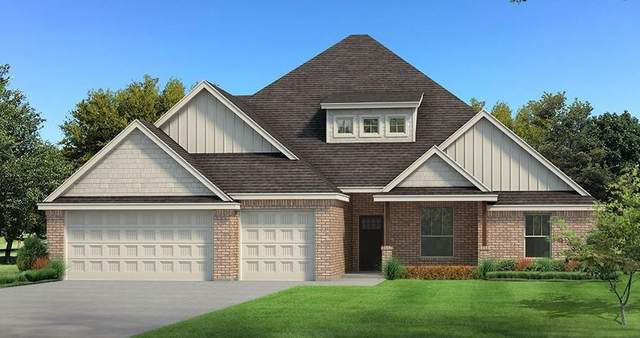 15649 Fountain Creek Lane, Edmond, OK 73013 (MLS #939918) :: Homestead & Co