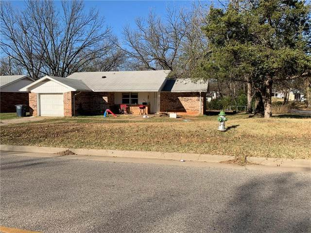508 E Wallace Street, Shawnee, OK 74801 (MLS #939955) :: Homestead & Co