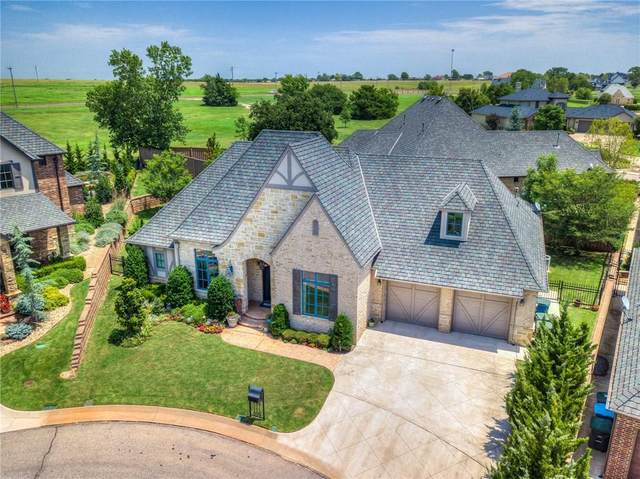 6708 Royale Court, Edmond, OK 73025 (MLS #939970) :: Homestead & Co
