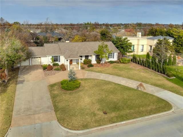 1813 W Wilshire Boulevard, Nichols Hills, OK 73116 (MLS #940022) :: The UB Home Team at Whittington Realty