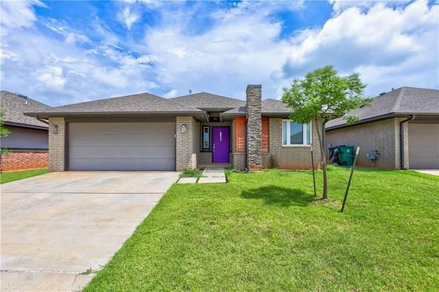 7205 NW 146th Street, Oklahoma City, OK 73142 (MLS #940043) :: Homestead & Co