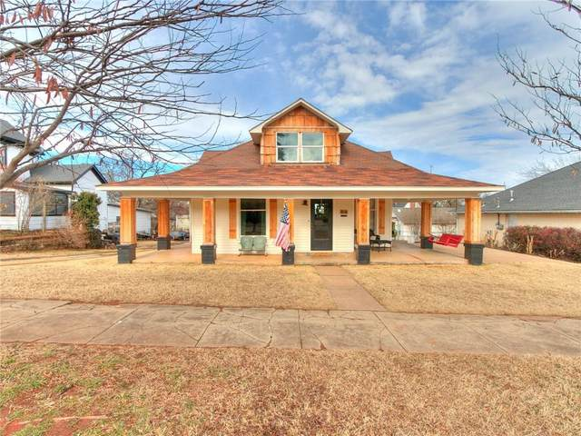816 E Warner Avenue, Guthrie, OK 73044 (MLS #940078) :: The UB Home Team at Whittington Realty