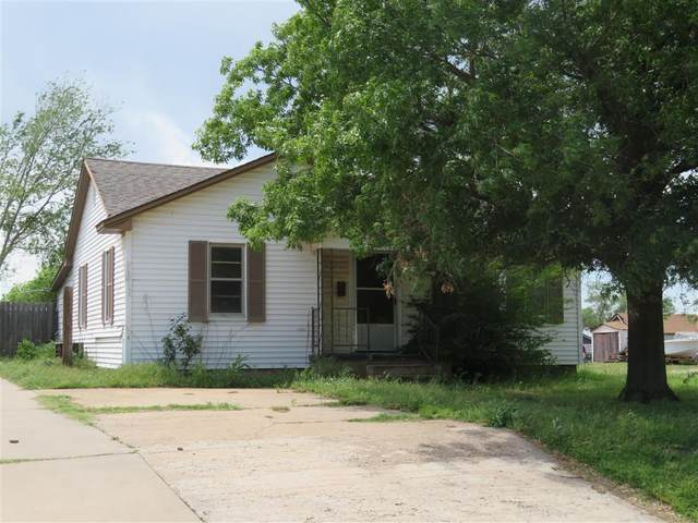 300 S 17th Street, Clinton, OK 73601 (MLS #940110) :: KG Realty