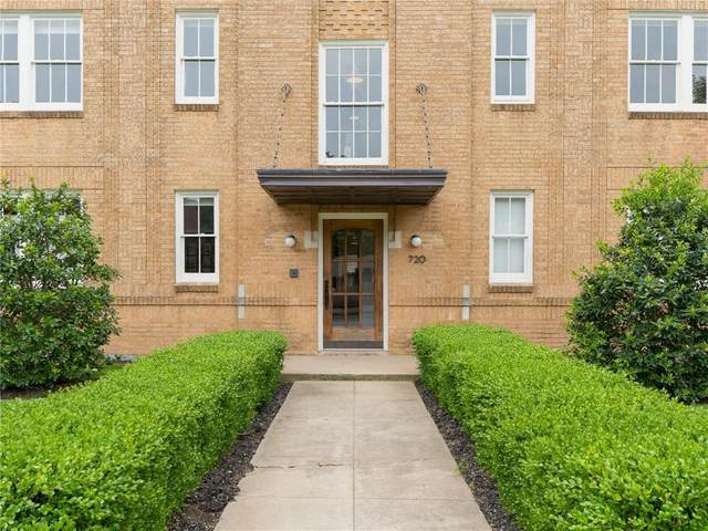 720 W Boyd Street #204, Norman, OK 73069 (MLS #940111) :: Homestead & Co