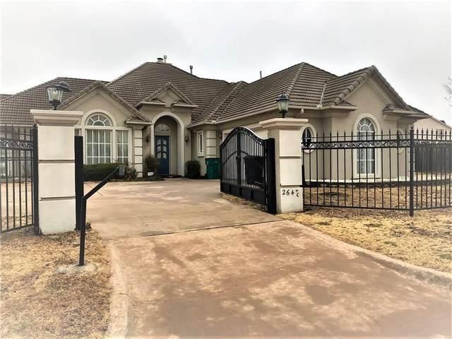 2643 Cedar Tree Road, Oklahoma City, OK 73120 (MLS #940126) :: Homestead & Co