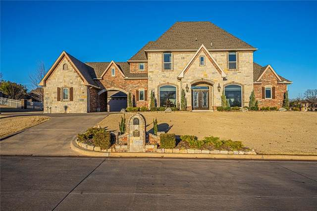 1109 Muirfield Drive, Shawnee, OK 74801 (MLS #940128) :: Homestead & Co