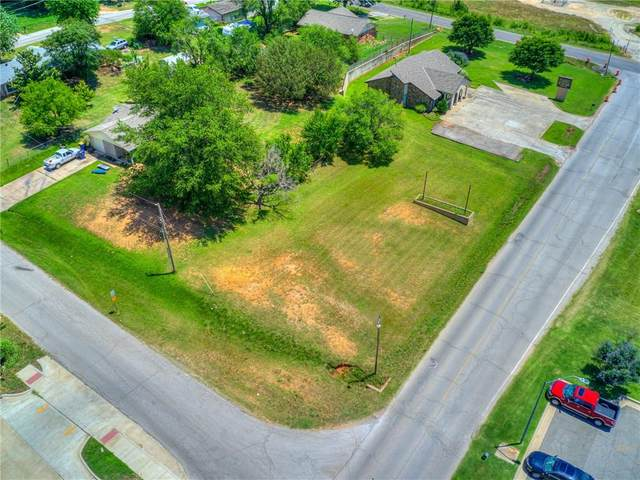 Bypass Street, Choctaw, OK 73020 (MLS #940145) :: Erhardt Group at Keller Williams Mulinix OKC