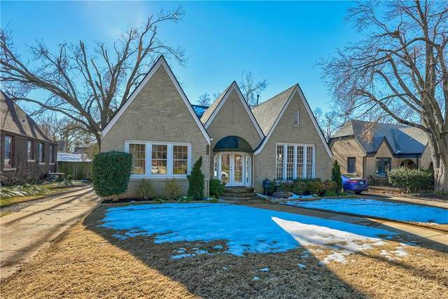 224 NW 34 Street, Oklahoma City, OK 73118 (MLS #940181) :: ClearPoint Realty