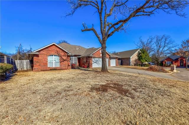 9721 Southern Oaks Drive, Midwest City, OK 73130 (MLS #940201) :: Homestead & Co