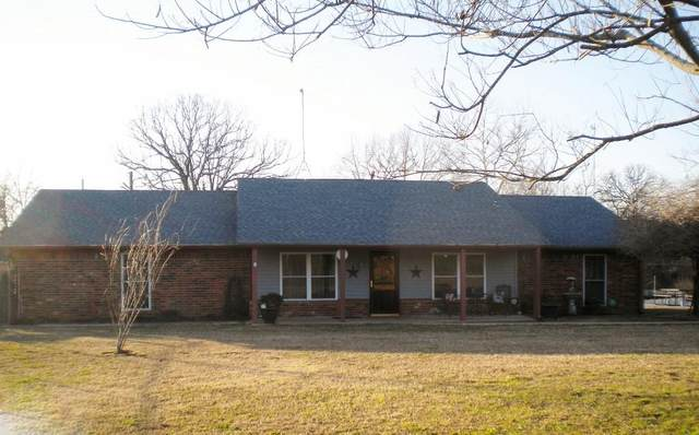 36091 E Highway 9 East Highway, Seminole, OK 74868 (MLS #940215) :: Homestead & Co