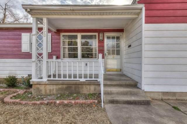 4308 NW 27th Street, Oklahoma City, OK 73107 (MLS #940242) :: Homestead & Co