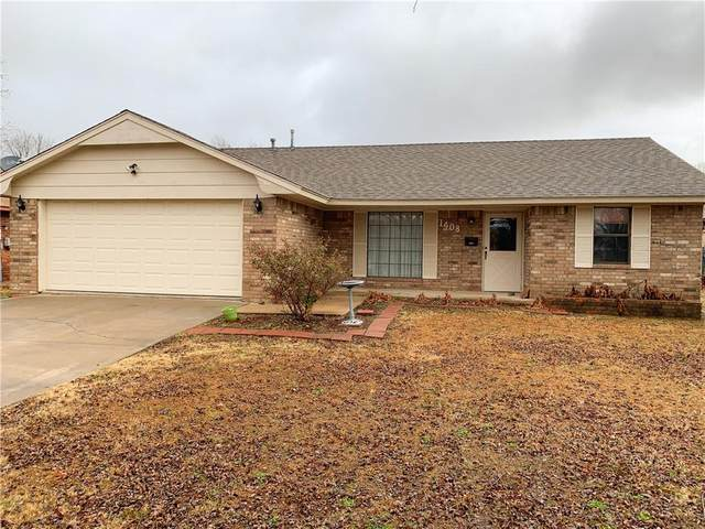 1408 Eureka Street, Seminole, OK 74868 (MLS #940243) :: Homestead & Co