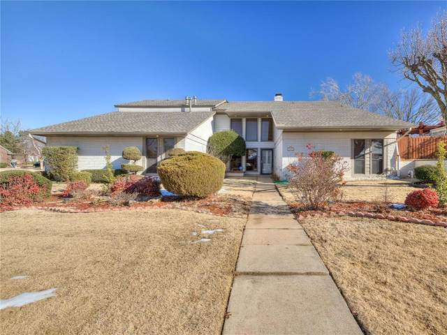829 Glenridge Drive, Edmond, OK 73013 (MLS #940261) :: Homestead & Co