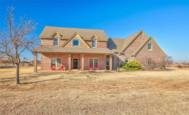 14101 Miracle Way, Edmond, OK 73025 (MLS #940270) :: Erhardt Group at Keller Williams Mulinix OKC