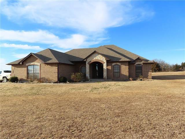 21553 197th Street, Purcell, OK 73080 (MLS #940272) :: Homestead & Co