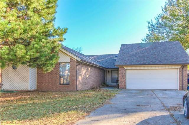 509 Garland Court, Norman, OK 73072 (MLS #940274) :: The UB Home Team at Whittington Realty
