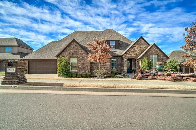 2917 Lakeshire Ridge Way, Edmond, OK 73034 (MLS #940317) :: Homestead & Co