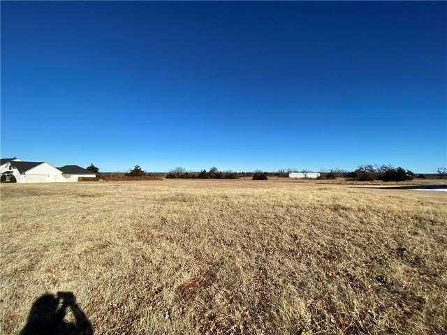 10805 N Country Drive, Edmond, OK 73034 (MLS #940344) :: KG Realty